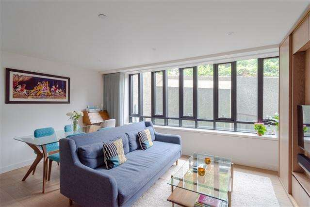 1 Bedroom Flat for sale in Blake Tower, 2 Fann Street, Barbican