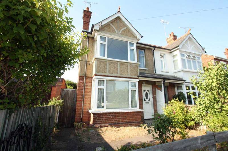 3 Bedrooms Semi Detached House for sale in Holmes Road, Reading