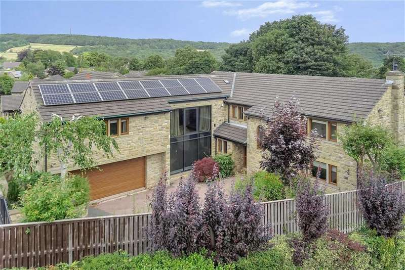 6 Bedrooms Detached House for sale in Norwood Park, Birkby, Huddersfield