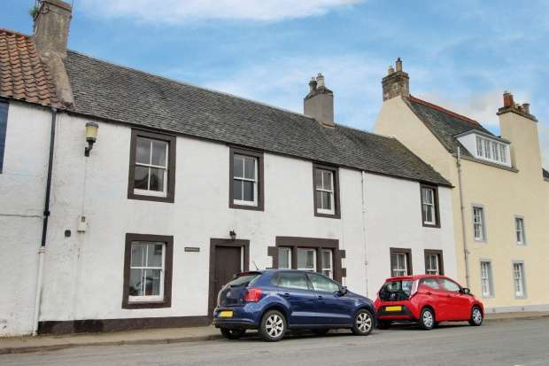 3 Bedrooms Terraced House for sale in Main Street, Haddington, East Lothian, EH41 4QH