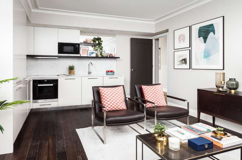 1 Bedroom Flat for sale in Cuthbert Street, London