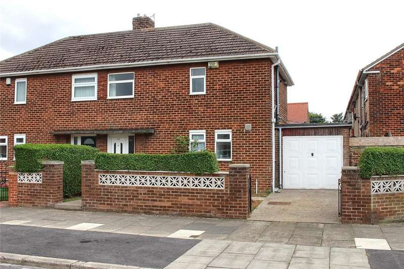 2 Bedrooms Semi Detached House for sale in Penrith Road, Park End