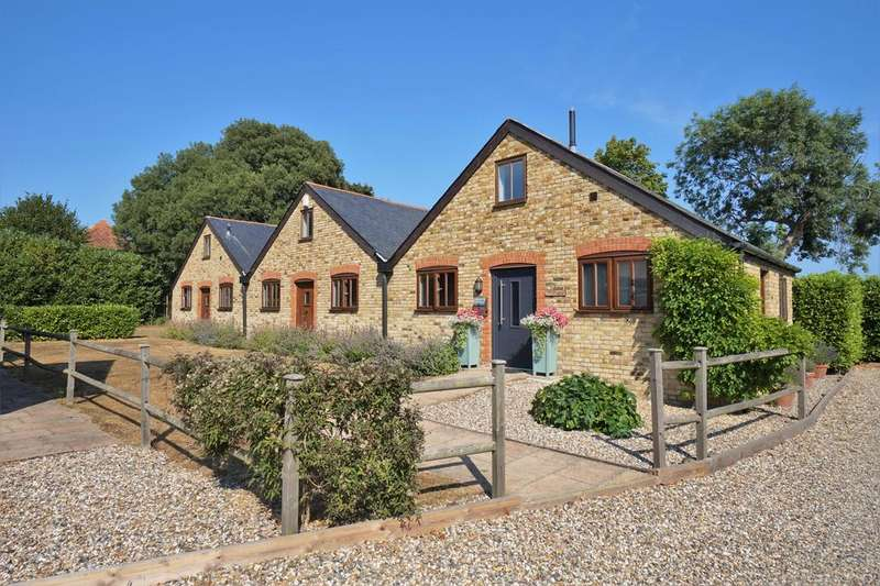 4 Bedrooms Unique Property for sale in The Courtyard, Manston Court Road, Manston CT12