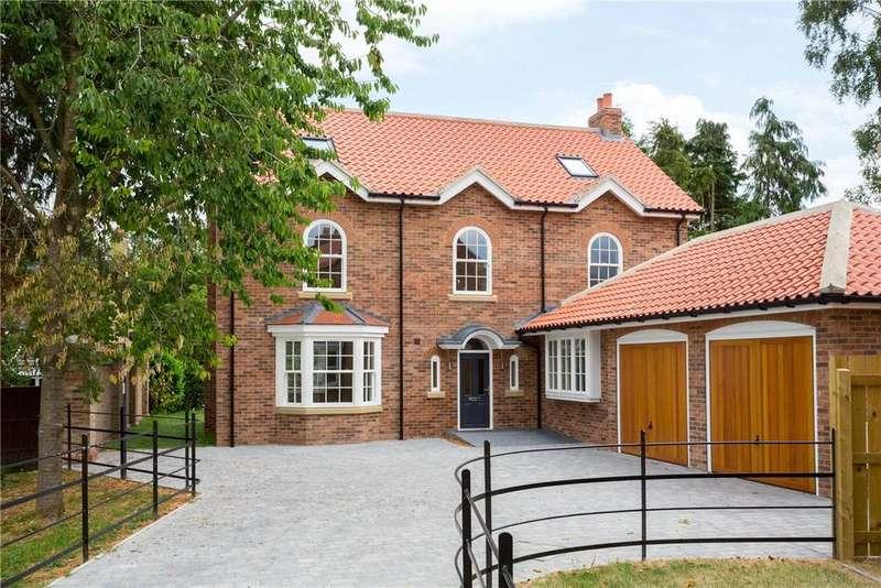 5 Bedrooms Detached House for sale in The Garden Village, Earswick, York, YO32