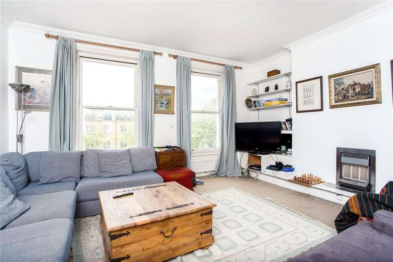 3 Bedrooms Maisonette Flat for sale in Chepstow Crescent, Notting Hill, London, W11