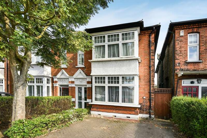 4 Bedrooms Semi Detached House for sale in Southwood Road Eltham SE9