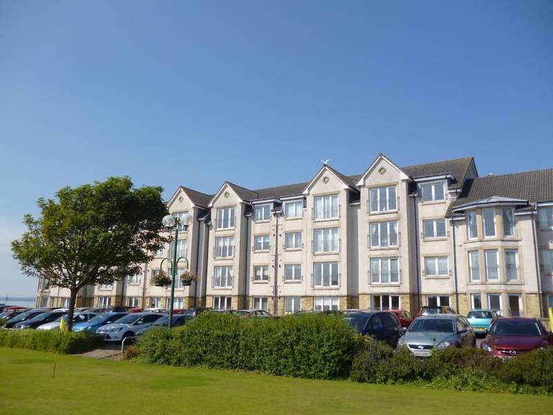 2 Bedrooms Flat for sale in 7b Millennium Court, LARGS, KA30 8SZ