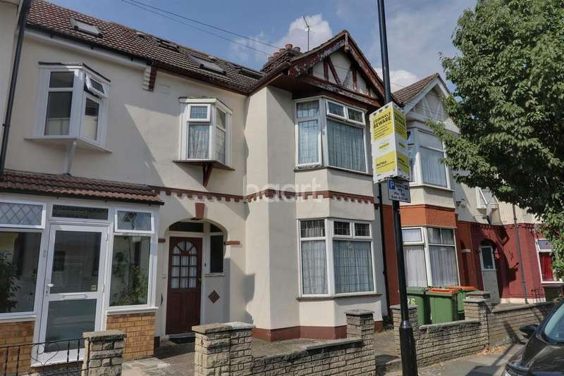 4 Bedrooms Terraced House for sale in Eustace Road, East Ham