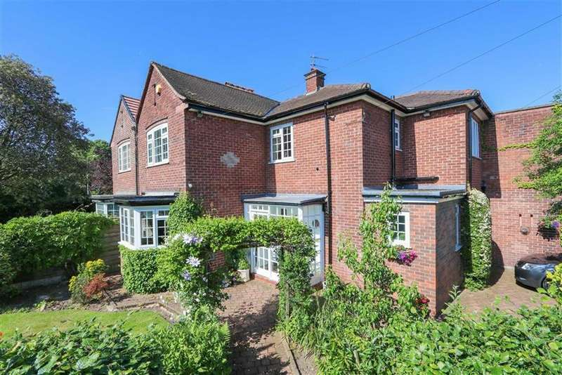 3 Bedrooms Semi Detached House for sale in High Grove Road, Cheadle, Cheshire