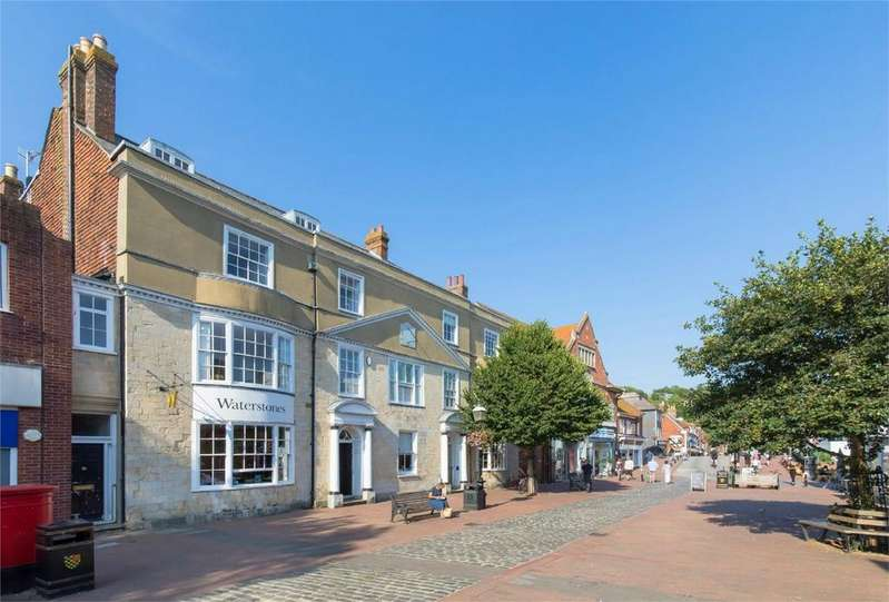 2 Bedrooms Flat for sale in Eastgate Wharf, Lewes, East Sussex
