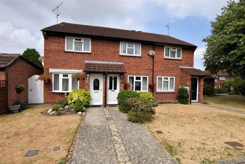 2 Bedrooms Terraced House for sale in Warley Rise, Tilehurst, Reading
