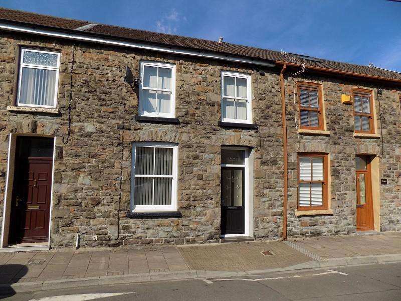 3 Bedrooms Terraced House for sale in Canning Street, Ton Pentre, Pentre, Rhondda, Cynon, Taff. CF41 7HF