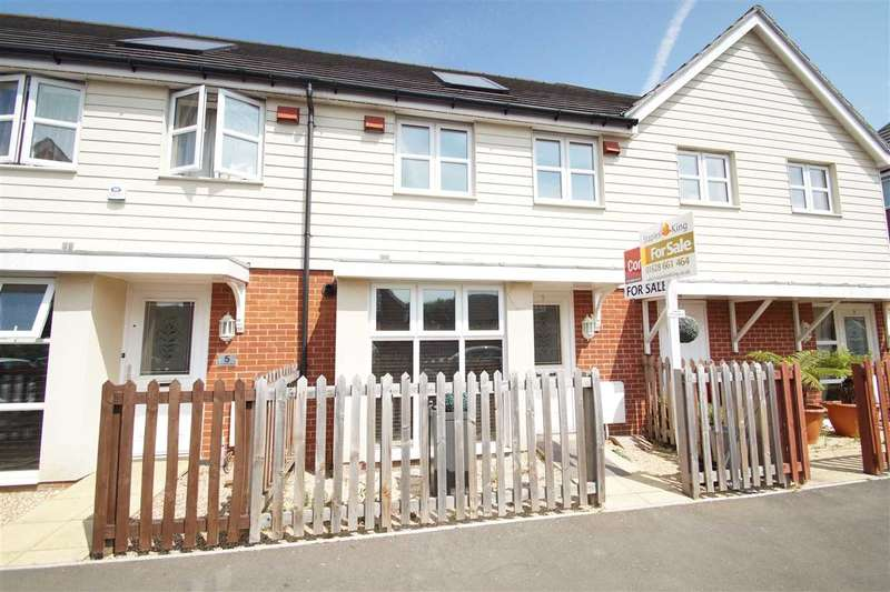 3 Bedrooms Terraced House for sale in Kenbury Drive, Cippenham, Slough