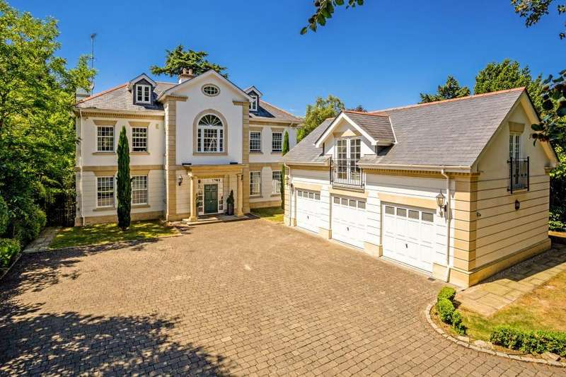 8 Bedrooms Detached House for sale in Friary Road, Ascot