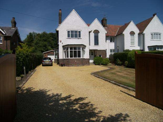 4 Bedrooms Semi Detached House for sale in Ribby Road Wrea Green Preston