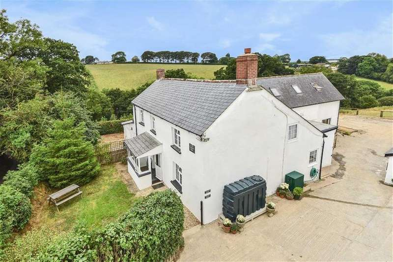 6 Bedrooms Detached House for sale in Northlew, Okehampton, Devon, EX20