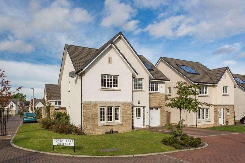 5 Bedrooms Property for sale in 7 North Platt Crescent, Ratho, Newbridge, City of Edinburgh, EH28 8JT
