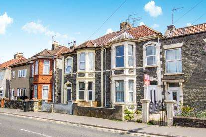 3 Bedrooms Terraced House for sale in North Street, Downend, Bristol