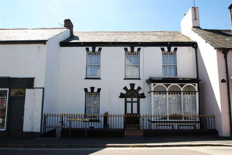 5 Bedrooms Terraced House for sale in South Street, Torrington