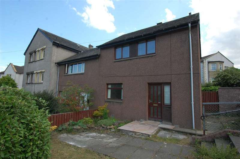 2 Bedrooms End Of Terrace House for sale in King Street, Inverkeithing