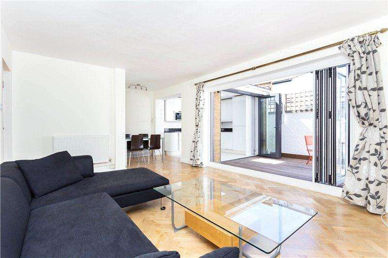 2 Bedrooms Flat for sale in Callow Street, London, SW3