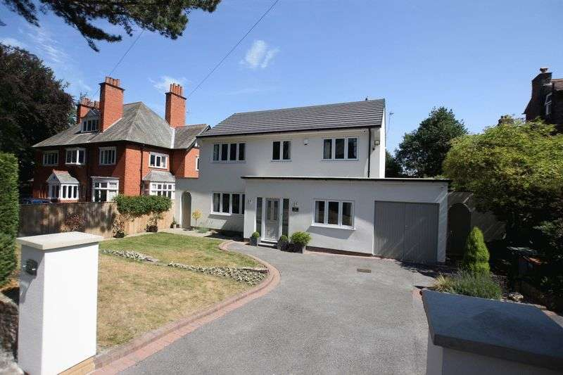 4 Bedrooms Property for sale in Prospect Road, Prenton, Wirral