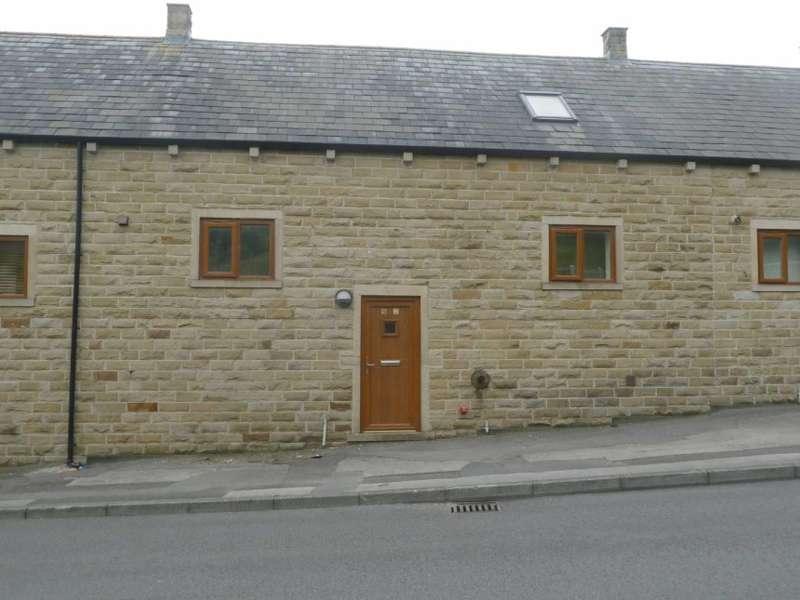 3 Bedrooms Maisonette Flat for sale in 52 Stamford Street, Mossley, Ashton-Under-Lyne, Lancashire