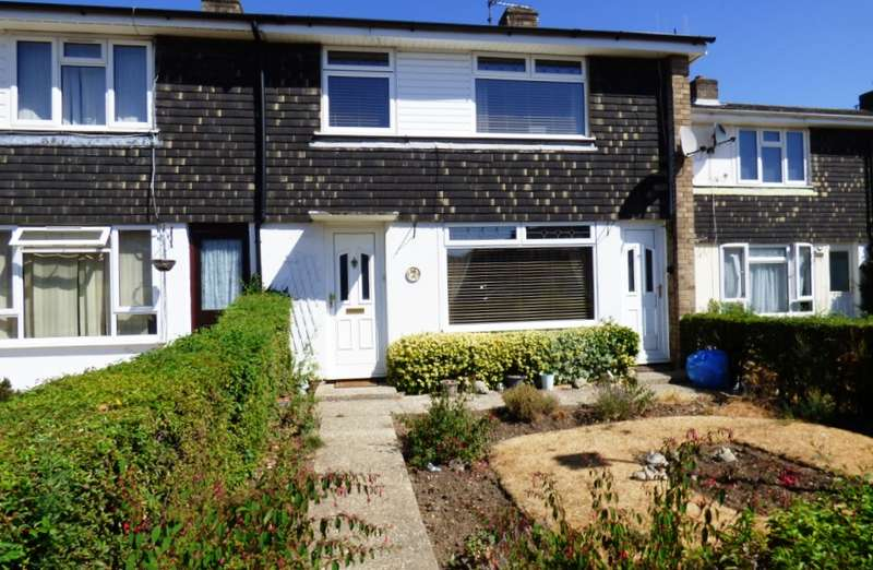 3 Bedrooms Terraced House for sale in Chequers Way, Woodley