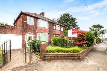 3 Bedrooms Semi Detached House for sale in Cheetham Hill Road, Dukinfield, Greater Manchester