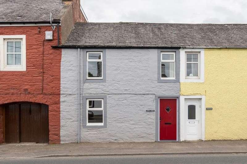 3 Bedrooms Property for sale in Crocketford, Dumfries, DG2