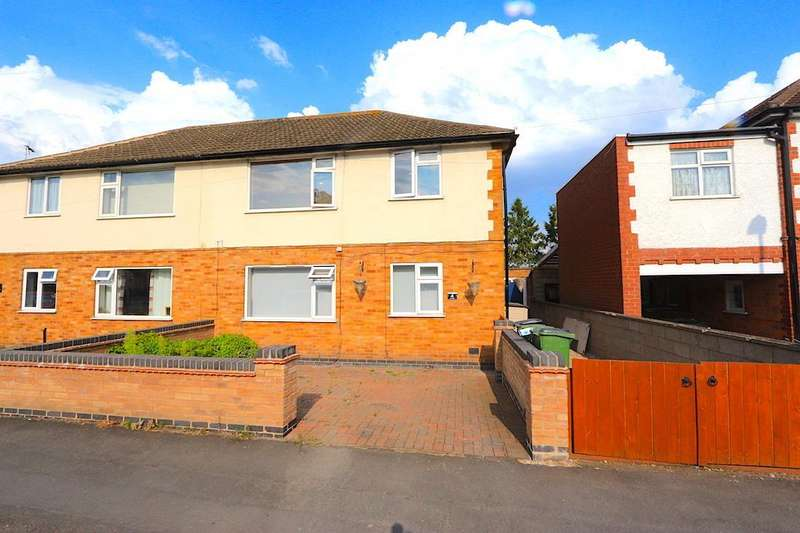 2 Bedrooms Flat for sale in Kings Court Kings Drive, Leicester Fo...