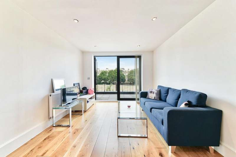 1 Bedroom Apartment Flat for sale in Parkside, Euler Court, Bow E3