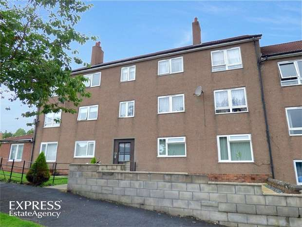 3 Bedrooms Flat for sale in 116 Buttars Loan, Dundee