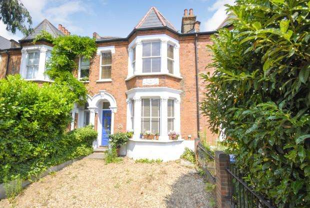 3 Bedrooms Terraced House for sale in Shooters Hill Road, Blackheath, SE3