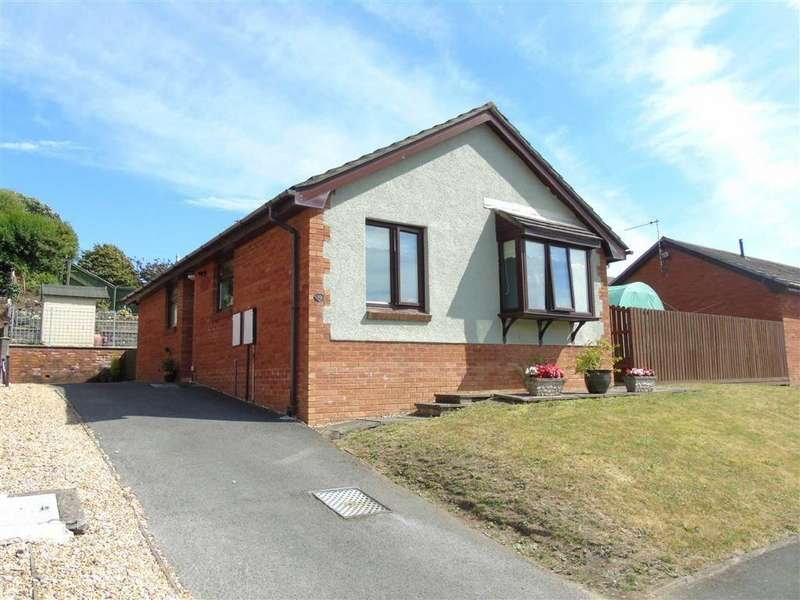 2 Bedrooms Detached Bungalow for sale in Pinetree Close, Burry Port