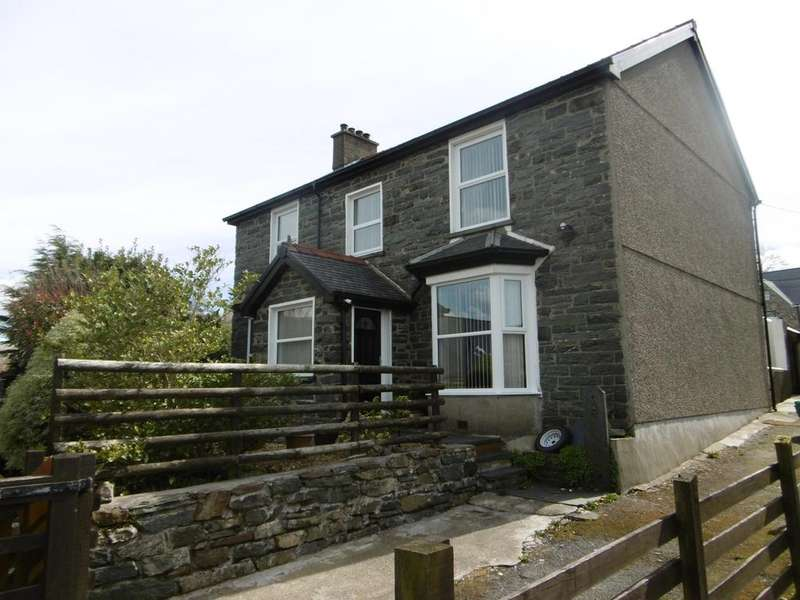 4 Bedrooms Detached House for sale in Llan Ffestiniog LL41
