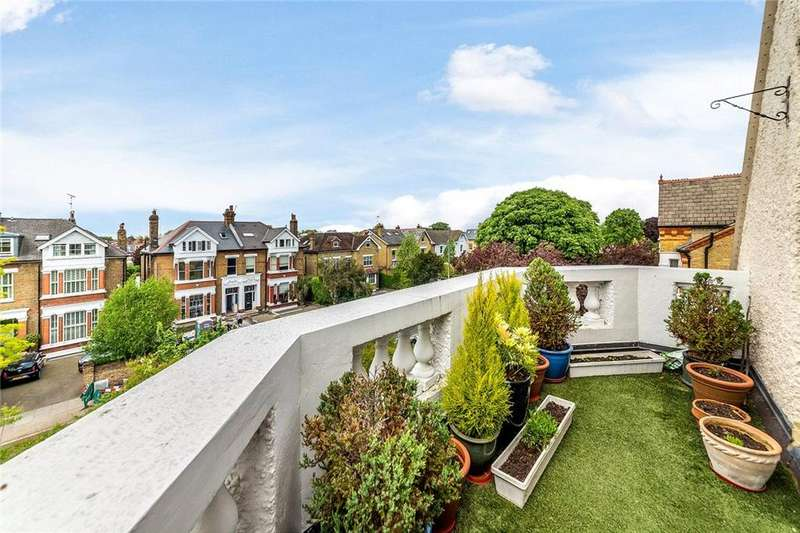 1 Bedroom Flat for sale in Castelnau, Barnes, SW13