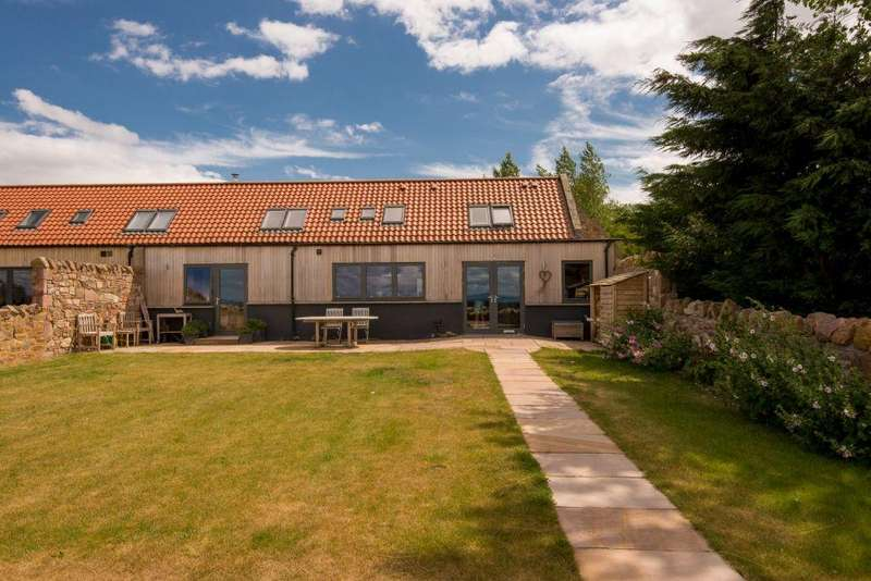 4 Bedrooms Terraced House for sale in 15 Camptoun Steading, Drem, North Berwick, East Lothian, EH39 5BS