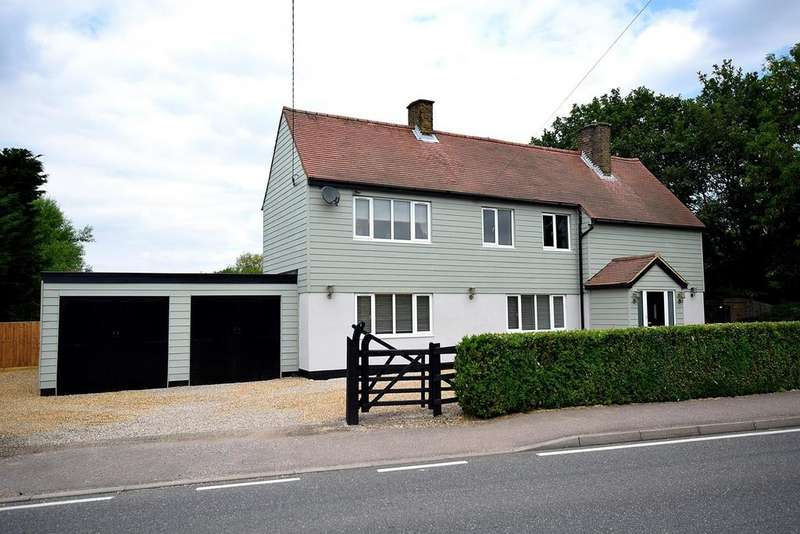 5 Bedrooms Detached House for sale in Mayland, Chelmsford, Essex, CM3