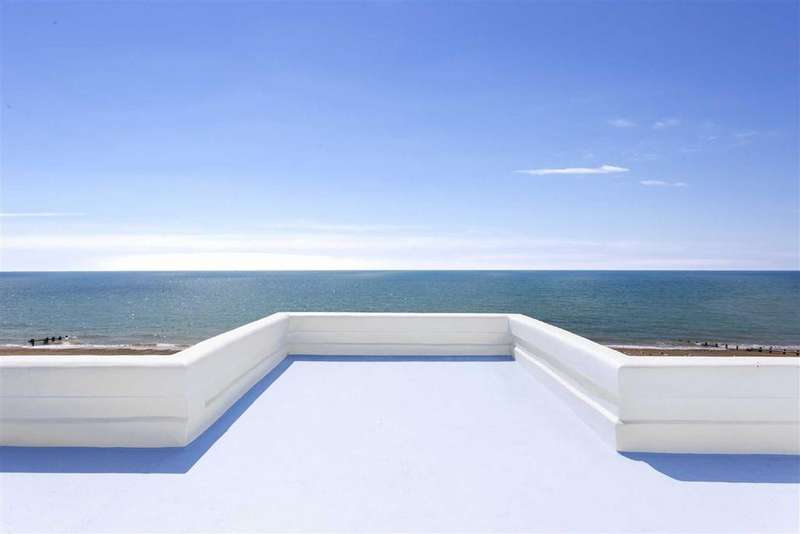 4 Bedrooms Terraced House for sale in Western Esplanade, Hove, East Sussex