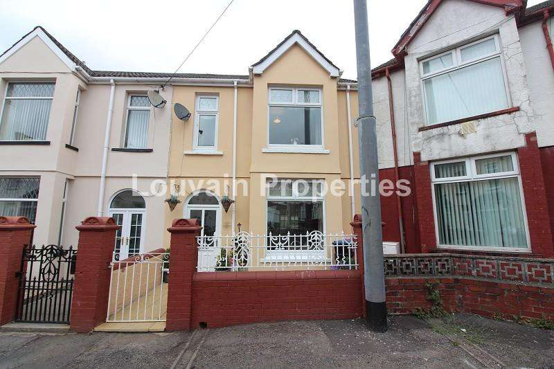 2 Bedrooms End Of Terrace House for sale in Tothill Street, Ebbw Vale, Blaenau Gwent. NP23 6JX