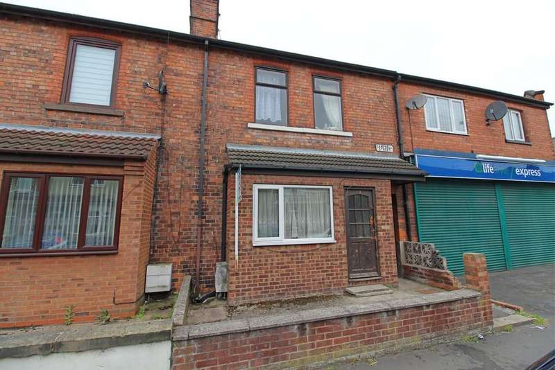3 Bedrooms Terraced House for sale in Campbell Street, Gainsborough