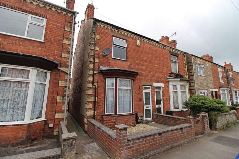 3 Bedrooms Semi Detached House for sale in Asquith Street, Gainsborough