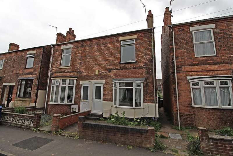 2 Bedrooms Semi Detached House for sale in Campbell Street, Gainsborough
