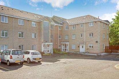 2 Bedrooms Flat for sale in Townhead Gardens, Kilmarnock