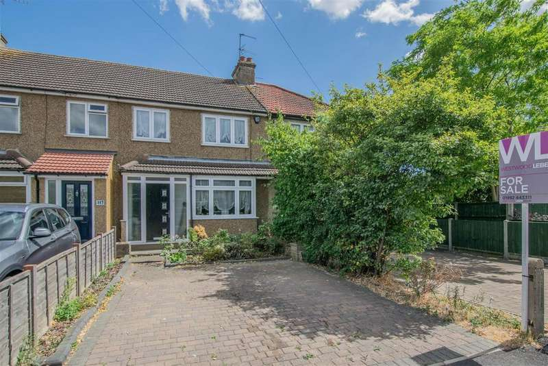 3 Bedrooms Terraced House for sale in Stanstead Road, Hoddesdon