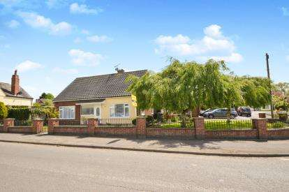 3 Bedrooms Detached House for sale in Coventry Road, Sharnford, Hinckley, Leicestershire
