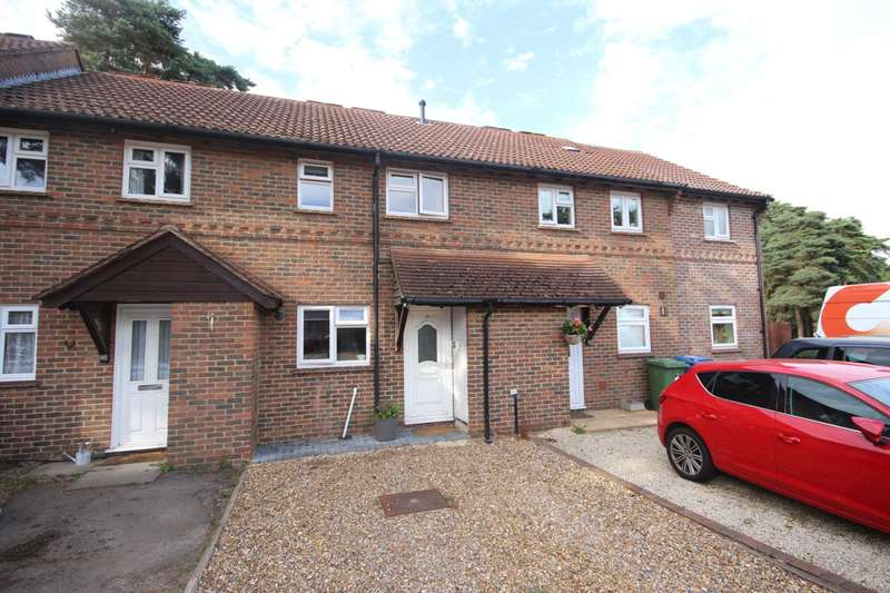 2 Bedrooms Terraced House for sale in Queens Pine, Bracknell
