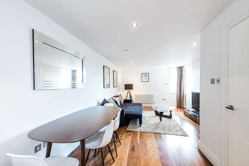 1 Bedroom Flat for sale in Bridge Place, Victoria, SW1V
