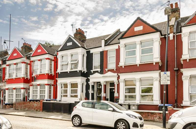 7 Bedrooms Terraced House for sale in Rockhall Road, Cricklewood, NW2